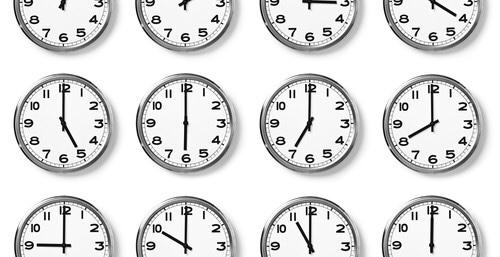 Villfarelsen om tid
